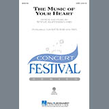 Steve Kupferschmid The Music Of Your Heart Sheet Music and PDF music score - SKU 65260