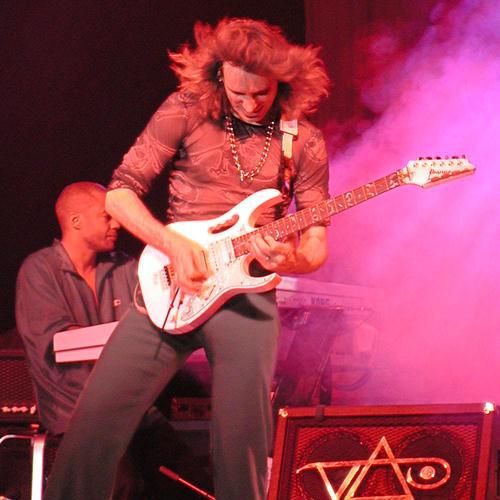 Steve Vai, The Ax Will Fall, Guitar Tab