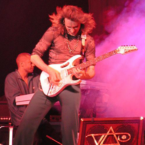 Steve Vai, The Dark Hallway, Guitar Tab