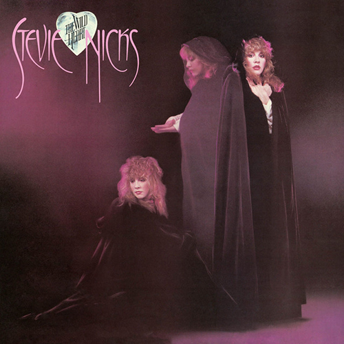 Stevie Nicks, Beauty And The Beast, Piano, Vocal & Guitar (Right-Hand Melody)