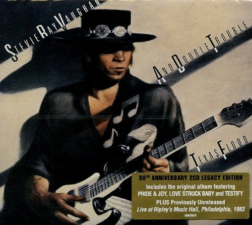 Stevie Ray Vaughan Love Struck Baby profile image