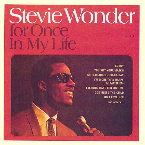 Stevie Wonder Don't Know Why I Love You profile image
