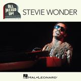 Stevie Wonder Isn't She Lovely [Jazz version] Sheet Music and PDF music score - SKU 162704