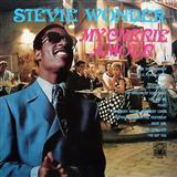 Stevie Wonder My Cherie Amour Sheet Music and PDF music score - SKU 415420