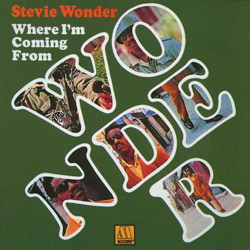 Stevie Wonder, Never Dreamed You'd Leave In Summer, Piano, Vocal & Guitar (Right-Hand Melody)