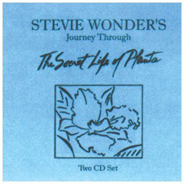 Stevie Wonder, The Secret Life Of Plants, Piano, Vocal & Guitar (Right-Hand Melody)