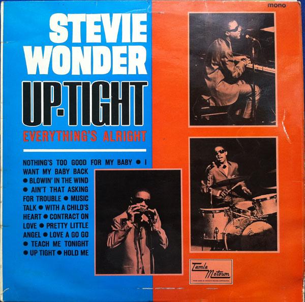 Stevie Wonder Uptight (Everything's Alright) profile image