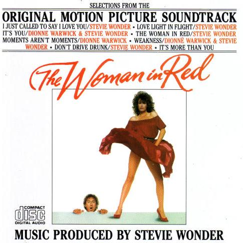 Stevie Wonder, Woman In Red, Piano, Vocal & Guitar (Right-Hand Melody)