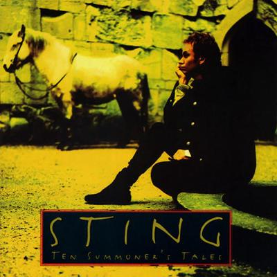Sting, Fields Of Gold, Piano
