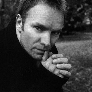 Sting, Perfect World, Piano, Vocal & Guitar (Right-Hand Melody)