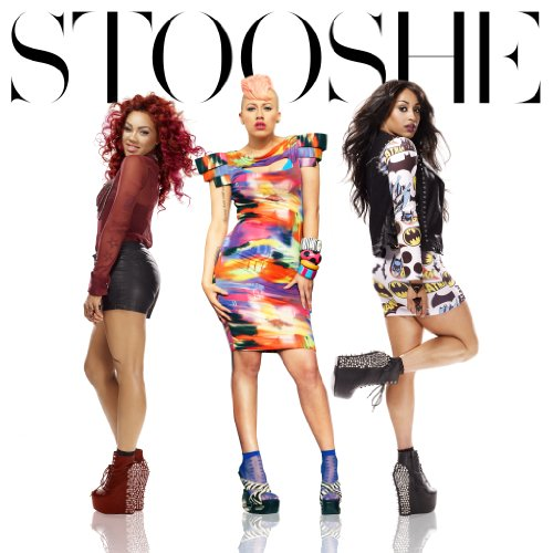 Stooshe, Black Heart, Piano, Vocal & Guitar (Right-Hand Melody)