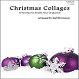 Strommen Christmas Collages - Eb Instruments Sheet Music and PDF music score - SKU 405212