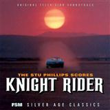 Stu Phillips Knight Rider Theme Sheet Music and PDF music score - SKU 50559