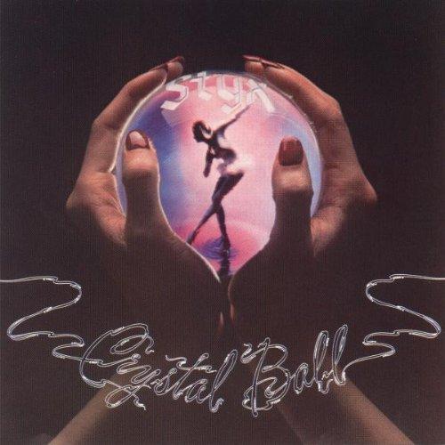 Styx, Crystal Ball, Guitar Tab