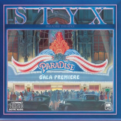 Styx, The Best Of Times, Guitar Tab