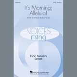 Sue Neuen It's Morning; Alleluia! Sheet Music and PDF music score - SKU 405497