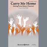 Susan Thrift Carry Me Home (Swing Low, Sweet Chariot) Sheet Music and PDF music score - SKU 160207