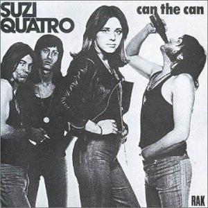 Suzi Quatro Can The Can profile image