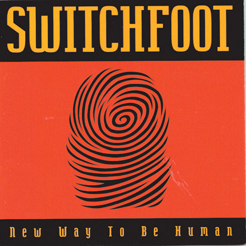 Switchfoot, New Way To Be Human, Piano, Vocal & Guitar (Right-Hand Melody)