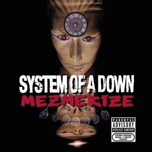 System Of A Down, B.Y.O.B., Guitar Tab