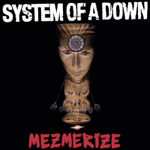 System Of A Down, This Cocaine Makes Me Feel Like I'm On This Song, Guitar Tab