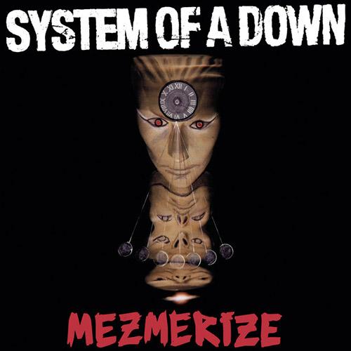 System Of A Down, Violent Pornography, Guitar Tab