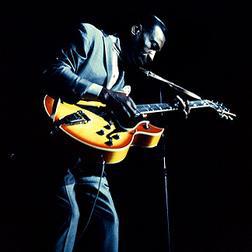 T-Bone Walker (They Call It) Stormy Monday (Stormy Monday Blues) Sheet Music and PDF music score - SKU 427090