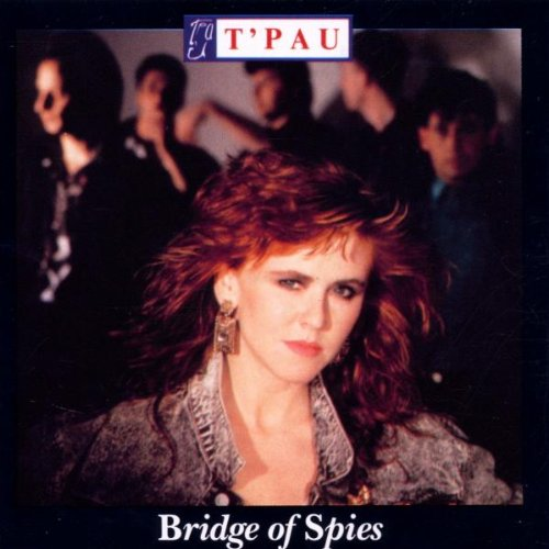 T'Pau, China In Your Hand, Melody Line, Lyrics & Chords