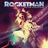 Taron Egerton Hercules (from Rocketman) Sheet Music and PDF music score - SKU 417385
