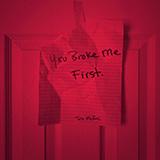Tate McRae You Broke Me First Sheet Music and PDF music score - SKU 478175