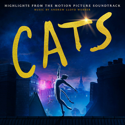 Taylor Swift, Macavity: The Mystery Cat (from the Motion Picture Cats), Piano, Vocal & Guitar (Right-Hand Melody)