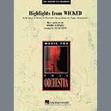 Ted Ricketts Highlights from Wicked - Violin 2 Sheet Music and PDF music score - SKU 286944