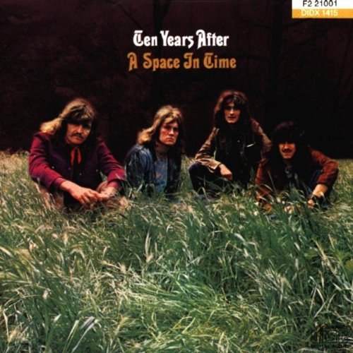 Ten Years After, I'd Love To Change The World, Easy Piano