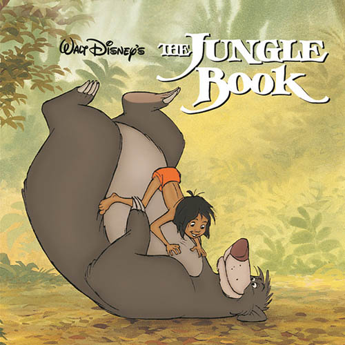 Terry Gilkyson, The Bare Necessities (from The Jungle Book), Ukulele Ensemble