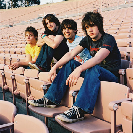 The All-American Rejects, The Future Has Arrived, Piano, Vocal & Guitar (Right-Hand Melody)