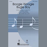 The Andrews Sisters Boogie Woogie Bugle Boy (arr. Mark Brymer) Sheet Music and PDF music score - SKU 160182