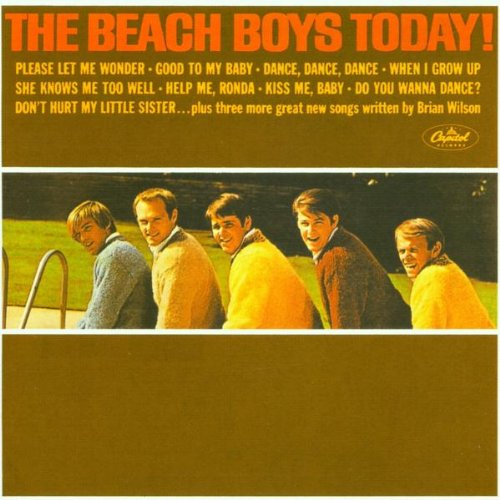The Beach Boys Girl Don't Tell Me profile image