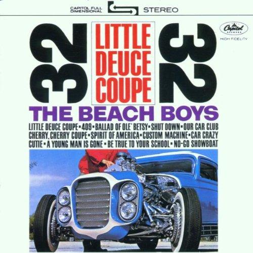 The Beach Boys, Little Honda, Guitar with strumming patterns