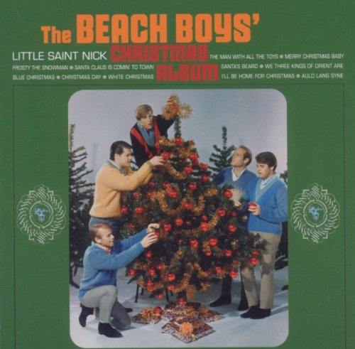 The Beach Boys, Little Saint Nick, Piano (Big Notes)