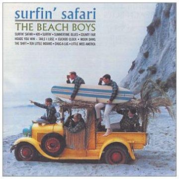The Beach Boys, Shut Down, Guitar with strumming patterns