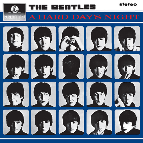 The Beatles, A Hard Day's Night, Guitar Tab
