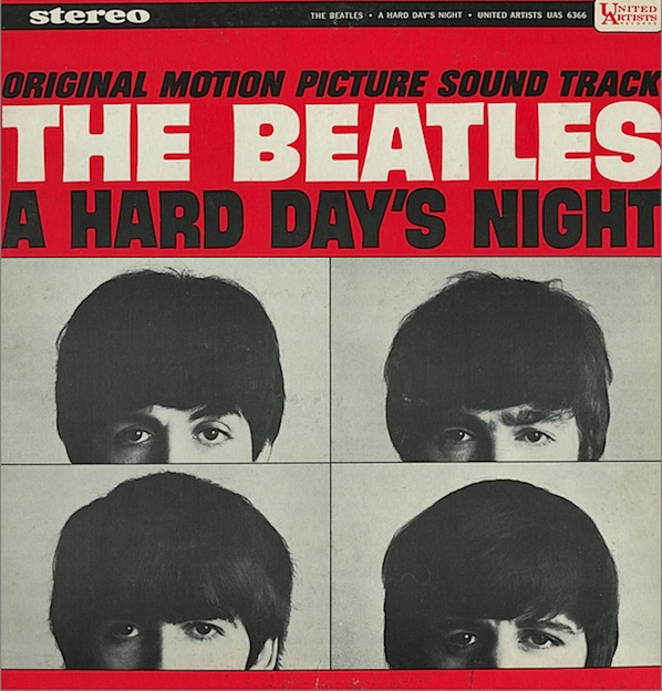 The Beatles, A Hard Day's Night, Alto Saxophone