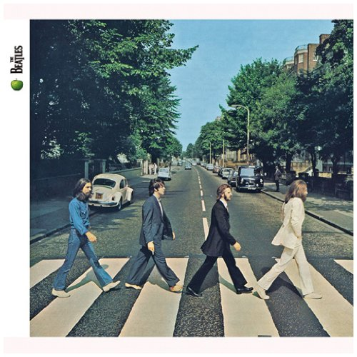 The Beatles, Because, Piano, Vocal & Guitar (Right-Hand Melody)
