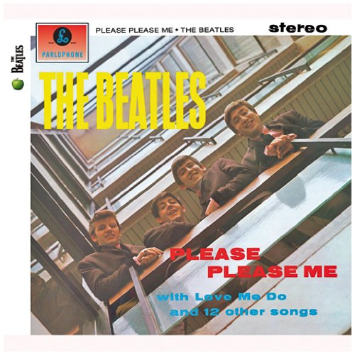 The Beatles, I Saw Her Standing There, Piano, Vocal & Guitar (Right-Hand Melody)