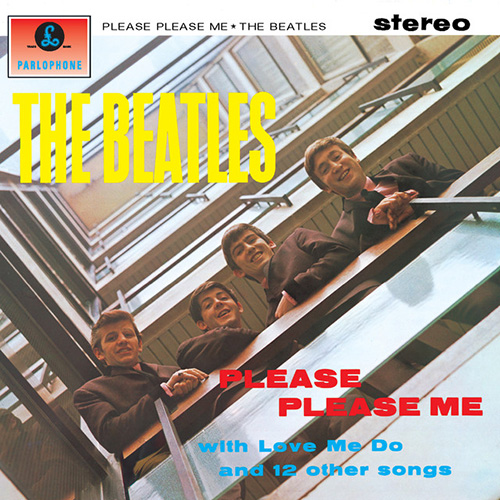 The Beatles, Love Me Do, Piano