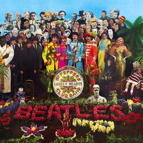 The Beatles Sgt. Pepper's Lonely Hearts Club Band Sheet Music and PDF music score - SKU 450004