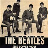 The Beatles She Loves You Sheet Music and PDF music score - SKU 18929
