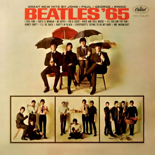 The Beatles She's A Woman Sheet Music and PDF music score - SKU 18938