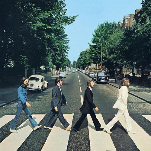 The Beatles, Something, Ukulele