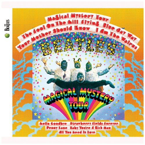 The Beatles, The Fool On The Hill, Trumpet Duet